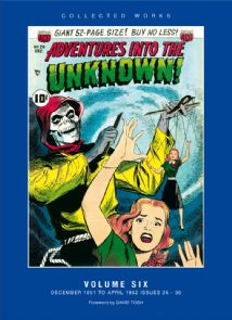 ACG Collected Works - Adventures Into The Unknown (Vol 6)